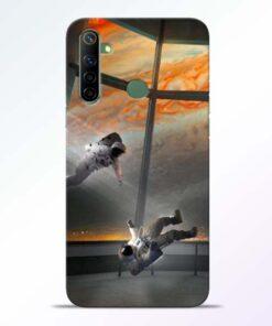 Astronaut Realme 6i Back Cover