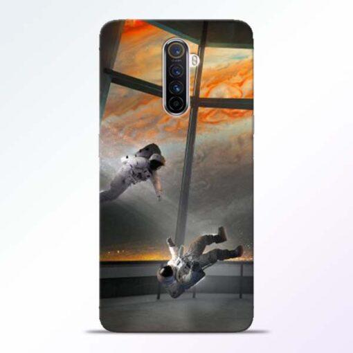 Astronaut Realme X2 Pro Back Cover