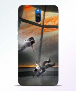 Astronaut Redmi 8A Dual Back Cover