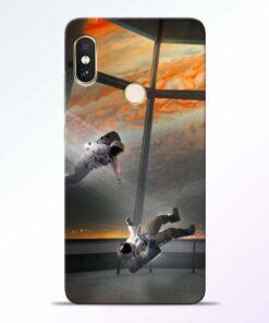 Astronaut Redmi Note 5 Pro Back Cover