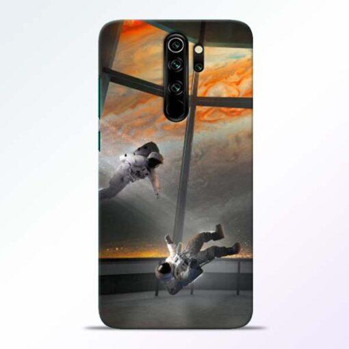 Astronaut Redmi Note 8 Pro Back Cover