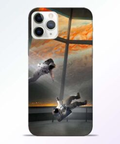 Astronaut iPhone 11 Pro Max Back Cover