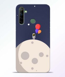 Astronout Space Realme 6i Back Cover
