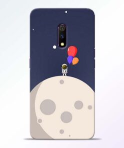 Astronout Space Realme X Back Cover