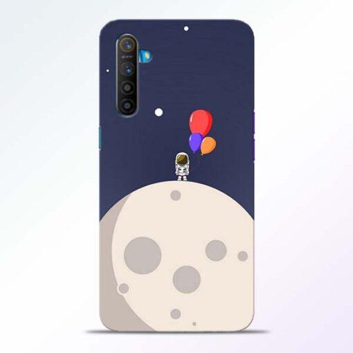Astronout Space Realme XT Back Cover