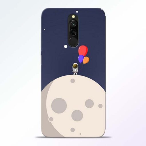 Astronout Space Redmi 8 Back Cover