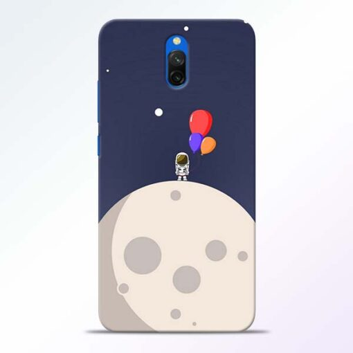 Astronout Space Redmi 8A Dual Back Cover