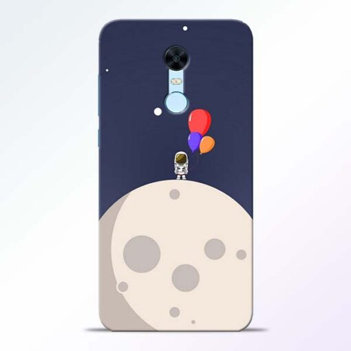 Astronout Space Redmi Note 5 Back Cover