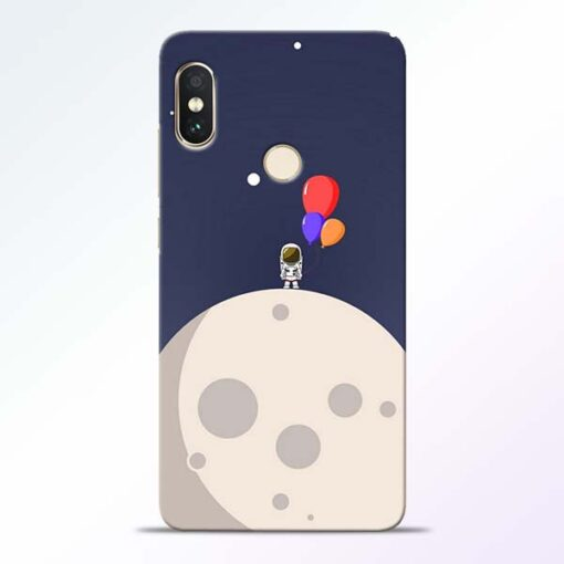 Astronout Space Redmi Note 5 Pro Back Cover