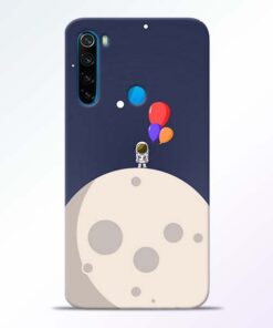 Astronout Space Redmi Note 8 Back Cover