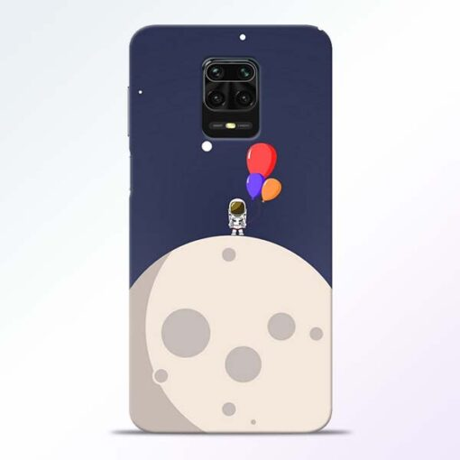 Astronout Space Redmi Note 9 Pro Back Cover