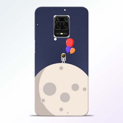 Astronout Space Redmi Note 9 Pro Max Back Cover