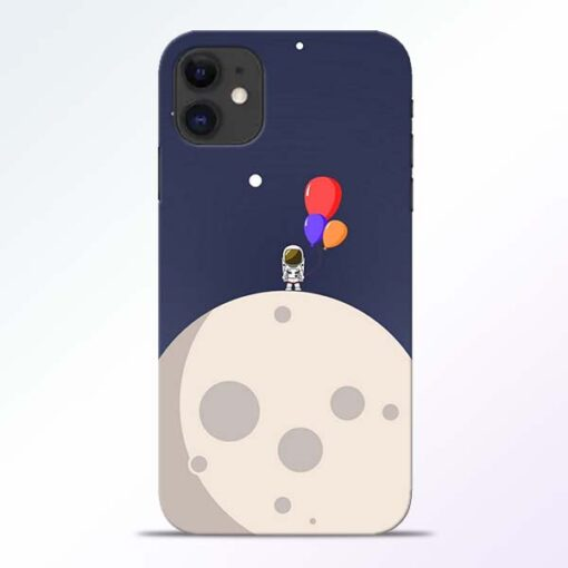 Astronout Space iPhone 11 Back Cover