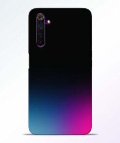 Black Aura Realme 6 Back Cover