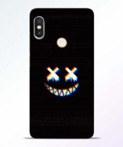 Black Marshmallow Redmi Note 5 Pro Back Cover