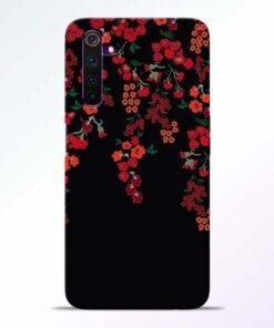Blossom Pattern Realme 6 Back Cover