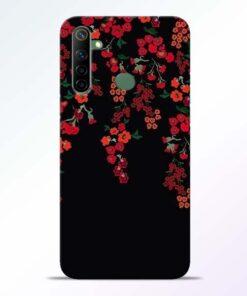 Blossom Pattern Realme 6i Back Cover
