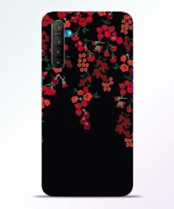 Blossom Pattern Realme XT Back Cover