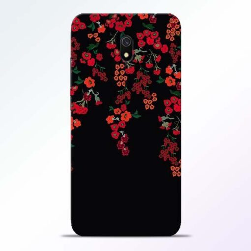 Blossom Pattern Redmi 8A Back Cover