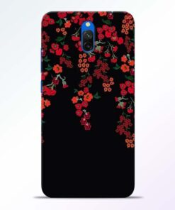 Blossom Pattern Redmi 8A Dual Back Cover