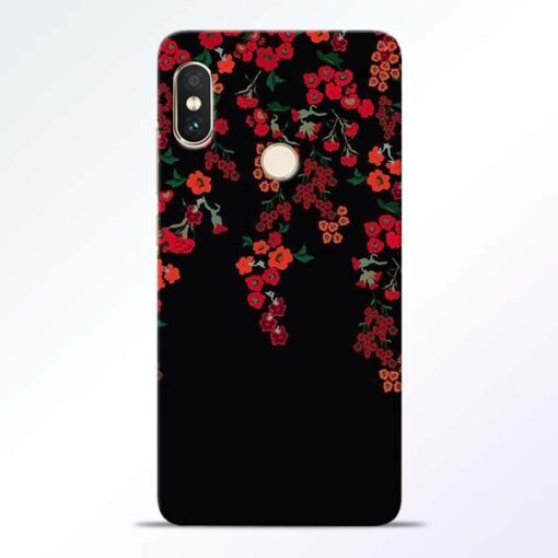 Blossom Pattern Redmi Note 5 Pro Back Cover