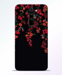 Blossom Pattern Redmi Note 8 Pro Back Cover