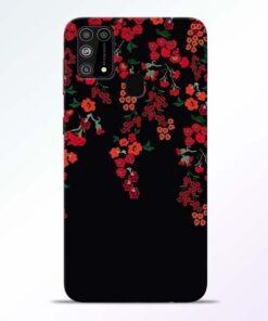 Blossom Pattern Samsung Galaxy M31 Back Cover