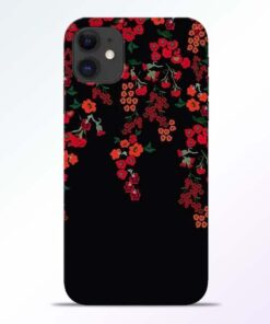 Blossom Pattern iPhone 11 Back Cover