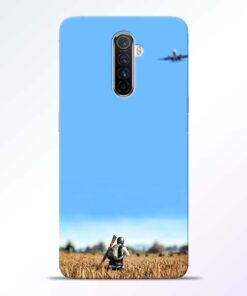 Blue Sky Realme X2 Pro Back Cover