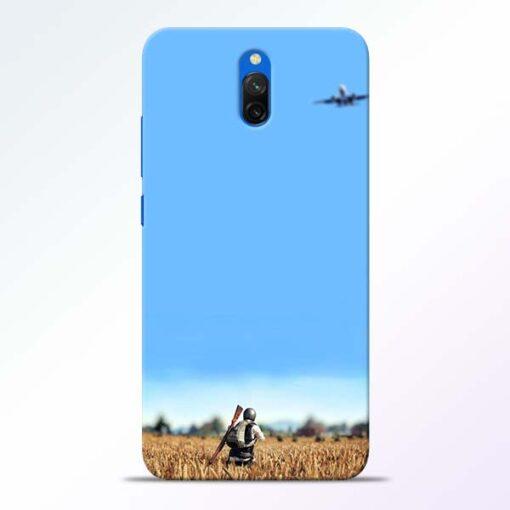 Blue Sky Redmi 8A Dual Back Cover