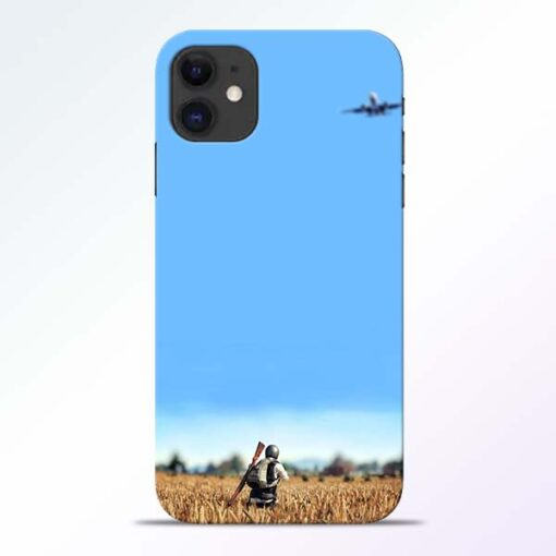 Blue Sky iPhone 11 Back Cover