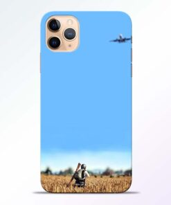 Blue Sky iPhone 11 Pro Back Cover