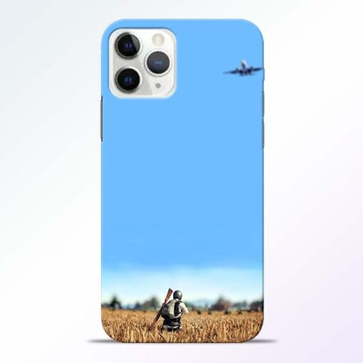 Blue Sky iPhone 11 Pro Max Back Cover