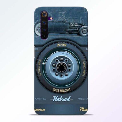 Camera Realme 6 Pro Back Cover