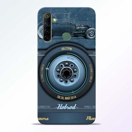 Camera Realme 6i Back Cover