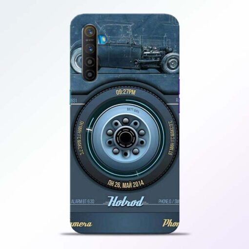 Camera Realme XT Back Cover