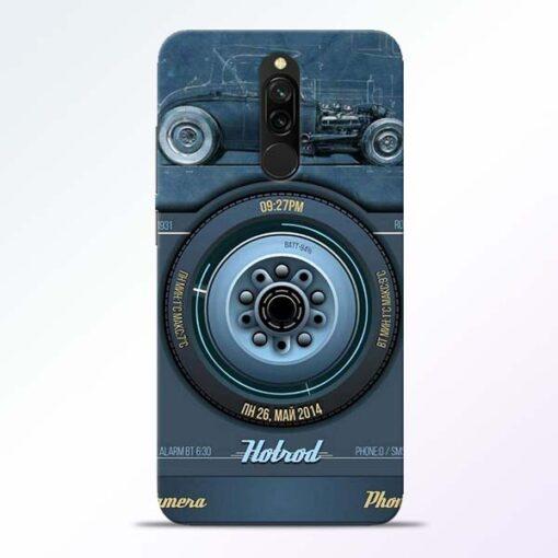 Camera Redmi 8 Back Cover