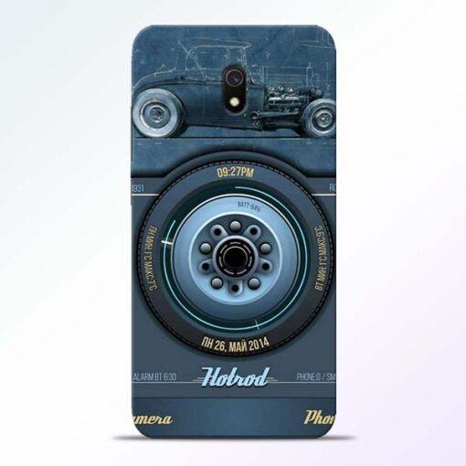 Camera Redmi 8A Back Cover