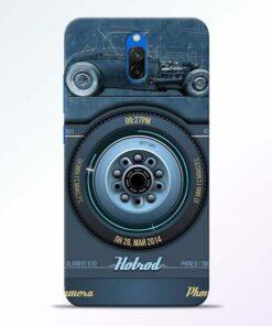 Camera Redmi 8A Dual Back Cover