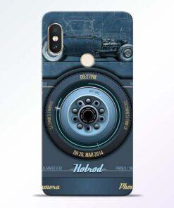 Camera Redmi Note 5 Pro Back Cover