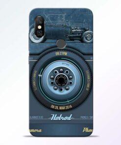 Camera Redmi Note 6 Pro Back Cover