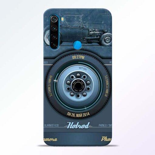 Camera Redmi Note 8 Back Cover