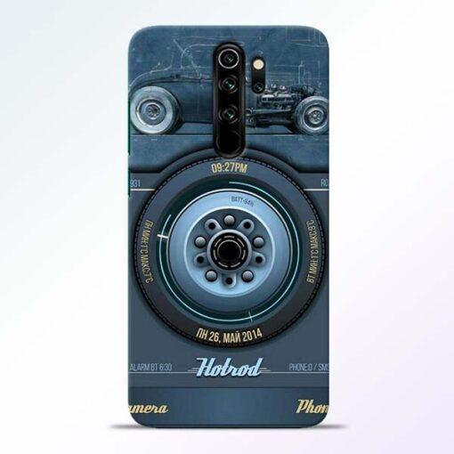 Camera Redmi Note 8 Pro Back Cover
