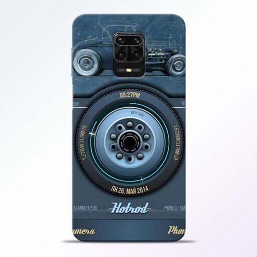 Camera Redmi Note 9 Pro Back Cover