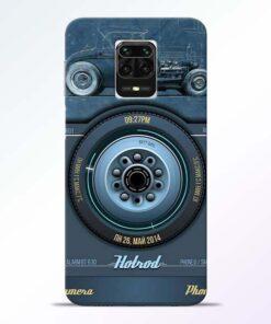 Camera Redmi Note 9 Pro Max Back Cover