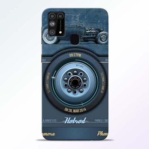 Camera Samsung Galaxy M31 Back Cover