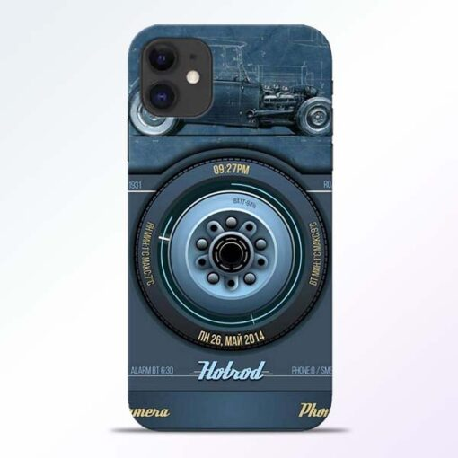 Camera iPhone 11 Back Cover