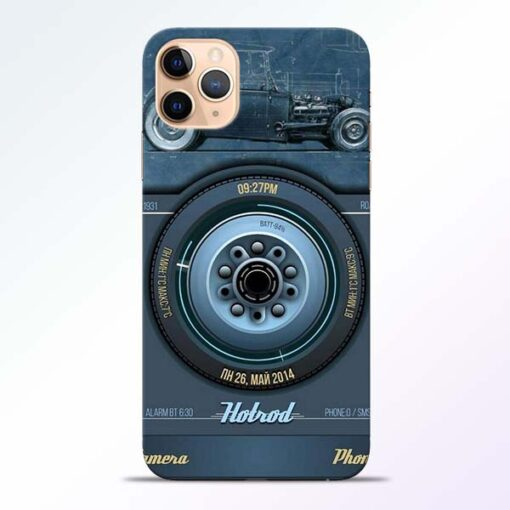 Camera iPhone 11 Pro Back Cover