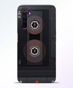 Cassette Realme 6 Back Cover