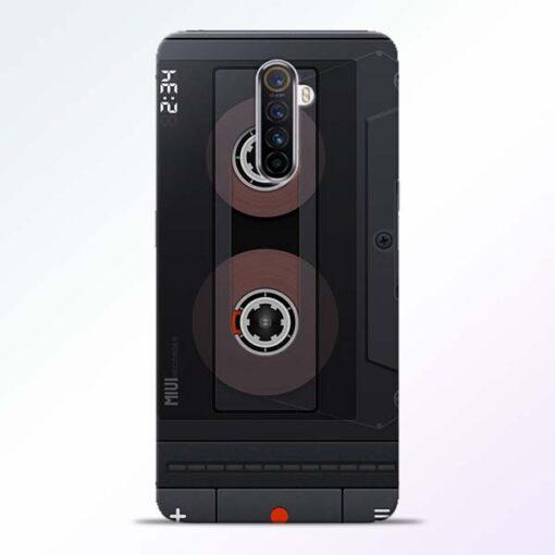 Cassette Realme X2 Pro Back Cover